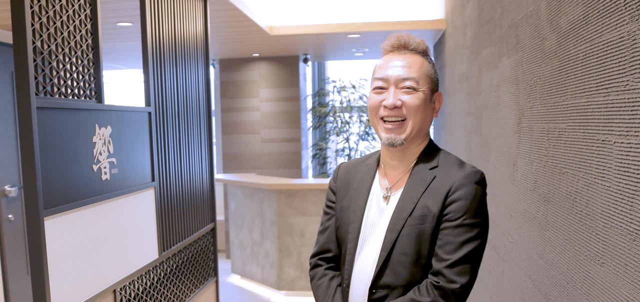株式会社ジーアングル 代表取締役 髙橋一誠